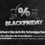 Nur heute am Black Friday: Mega Schnäppchen bei 004.de