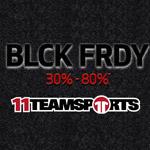 Entdecke jetzt die Blck Frdy Deals von 11teamsports und sicher dir bis zu 80% Rabatt