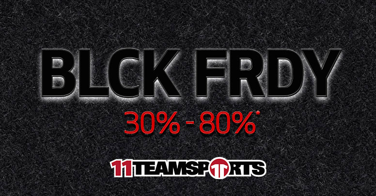 11teamsports Black Friday 2019