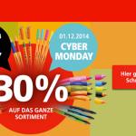 Black Friday / Cyber Monday: 30% auf Schreibgeräte & Zubehör im STABILO Shop