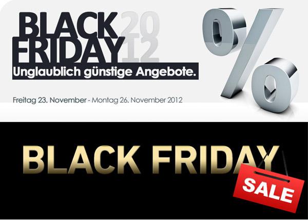 Black Friday Aktionen bei 1edu und Unimall