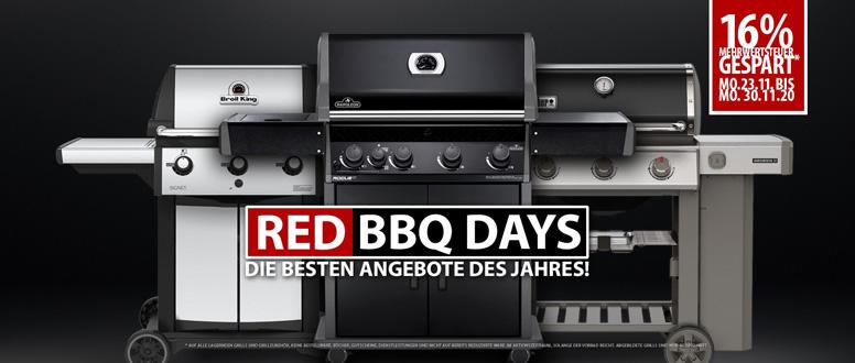 Der Grillshop 360° BBQ Black Friday 2020