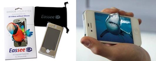 iPhone 3D-Rahmen – nur 5 Euro (statt 39,95 Euro)