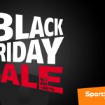 Knallhart reduzierte Black Friday Angebote auf sportscheck.com – Spare bis zu -66%!