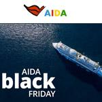AIDA Black Friday 2019: 7- bis 10-tägige Traumreisen zu Traumpreisen