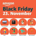 Amazon Black Friday 2018: Nur bis Mitternacht. Alle 5 Minuten neue Angebote. Nur solange Vorrat reicht.