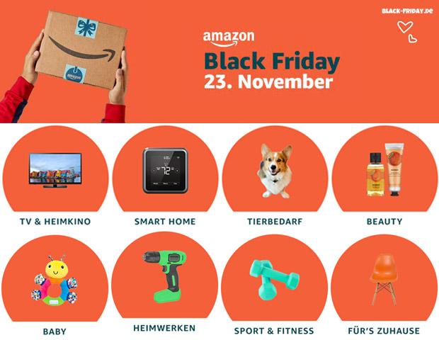 Amazon Black Friday 2018 Nur Bis Mitternacht Alle 5 Minuten Neue