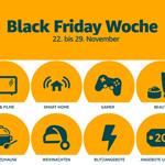 Amazon Black Friday Woche 2019: Jeden Tag neue Angebote!