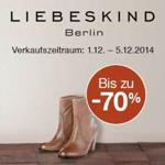 Cyber Monday bei Amazon BuyVIP: Liebeskind Berlin bis zu 70% günstiger