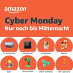 Cyber Monday bei Amazon: Neue Angebote im 5-Minuten-Takt – Nur bis Mitternacht!