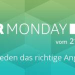 Amazon Cyber Monday Woche 2016