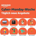 Die Amazon Cyber Monday Woche 2018: Vom 19.11. – 26.11. täglich neue Angebote