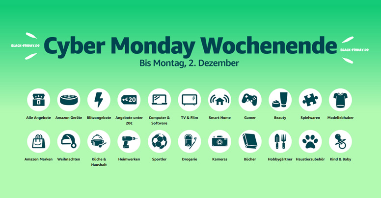 Amazon-Cyber-Monday-Wochenende-2019