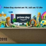 Heute ist Amazon Prime Day 2018: 36 Stunden lang mehr als 1 Million Angebote für Prime Mitglieder