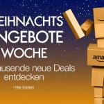 Amazon Weihnachts-Angebote-Woche: Jetzt tausende neue Deals entdecken!