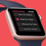 Jetzt Apple Hardware kaufen und bis zu 150 Euro Apple Geschenkkarte sichern
