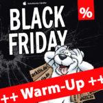 Black Weeks bei Arktis: 4 Wochen lang Rabatte wie am Black Friday