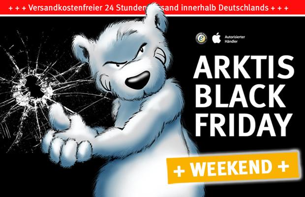 Arktis Black Friday Weekend 2013