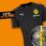 Schwarzgelber Freitag im BVB-Fanshop: 50% Rabatt auf (fast) alle PUMA Artikel