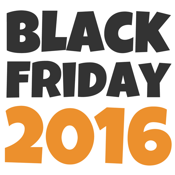 Black Friday 2015 Logo