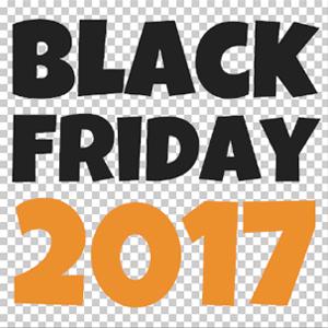 Black Friday 2017 Logo PNG