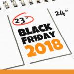 An alle Händler und Onlineshops: Reichen Sie jetzt Ihre Aktionen für den Black Friday 2018 ein!