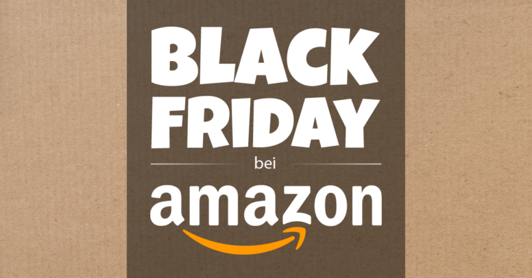 Black Friday bei Amazon