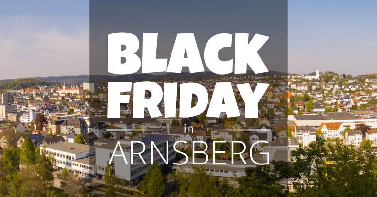 Black Friday Arnsberg