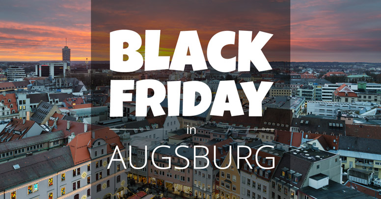 Black Friday Augsburg