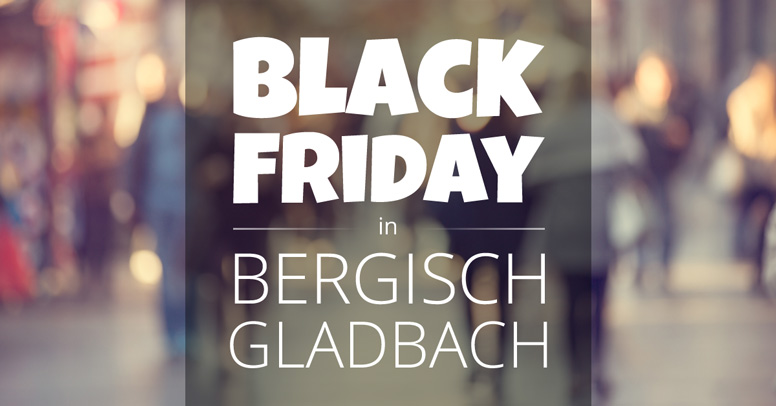 Black Friday Bergisch Gladbach