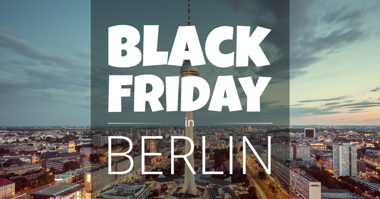 Black Friday Berlin