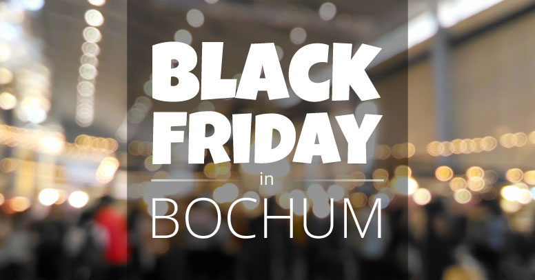Black Friday Bochum