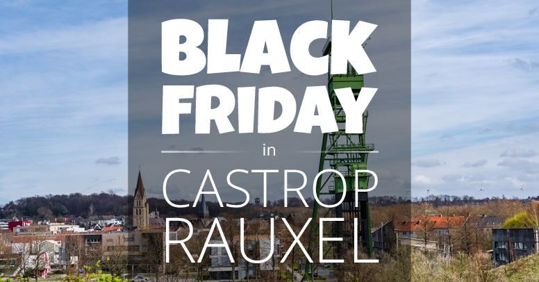 Black Friday Castrop-Rauxel