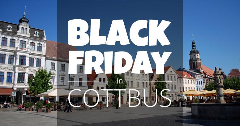 Black Friday Cottbus