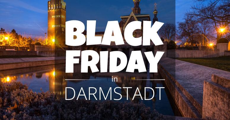 Black Friday Darmstadt