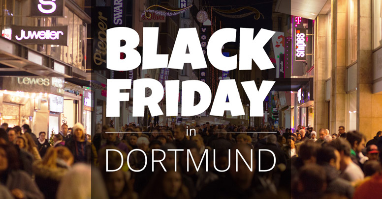 Black Friday Dortmund