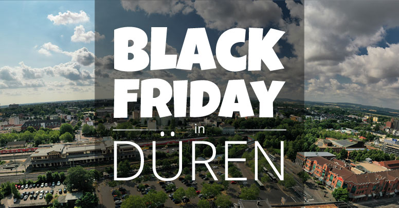 Black Friday Düren