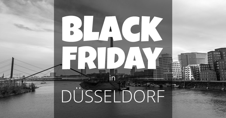 Black Friday In Düsseldorf Black Fridayde