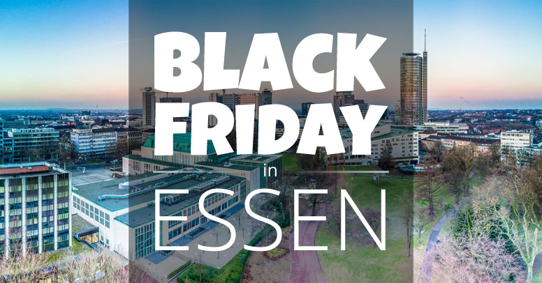 Black Friday Essen