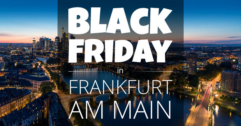 Black Friday In Frankfurt Am Main Black Fridayde