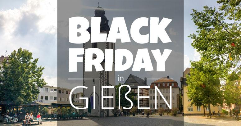 Black Friday Gießen