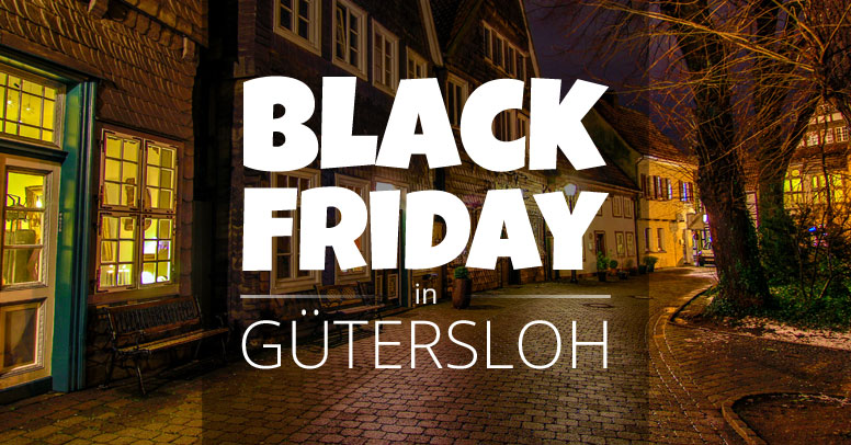 Black Friday Gütersloh