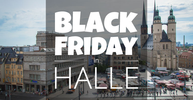 Black Friday Halle