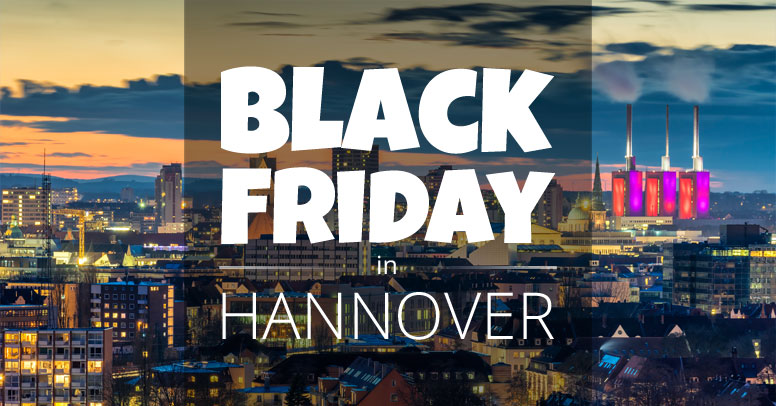 Black Friday Hannover