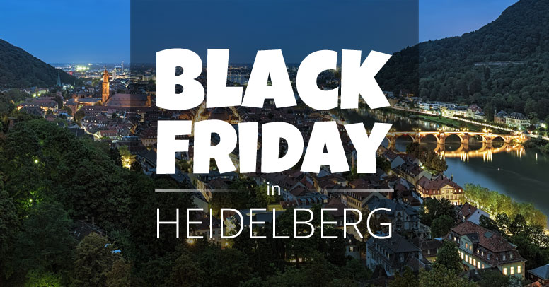 Black Friday Heidelberg