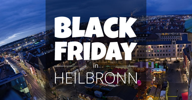 Black Friday Heilbronn