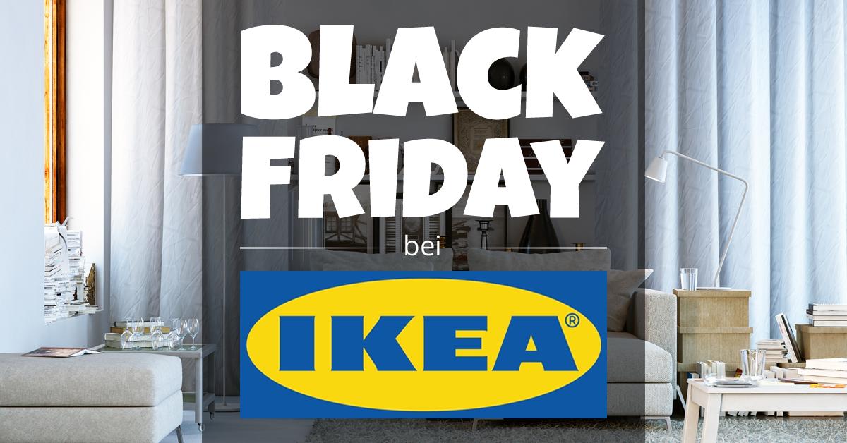 Black Friday bei IKEA | Black-Friday.de