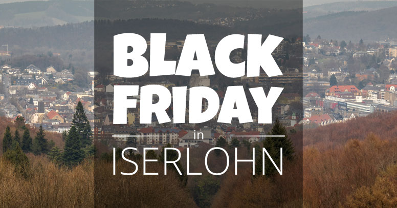 Black Friday Iserlohn