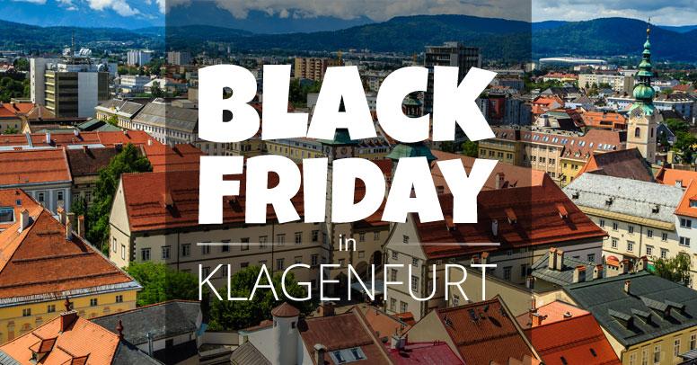 Black Friday Klagenfurt