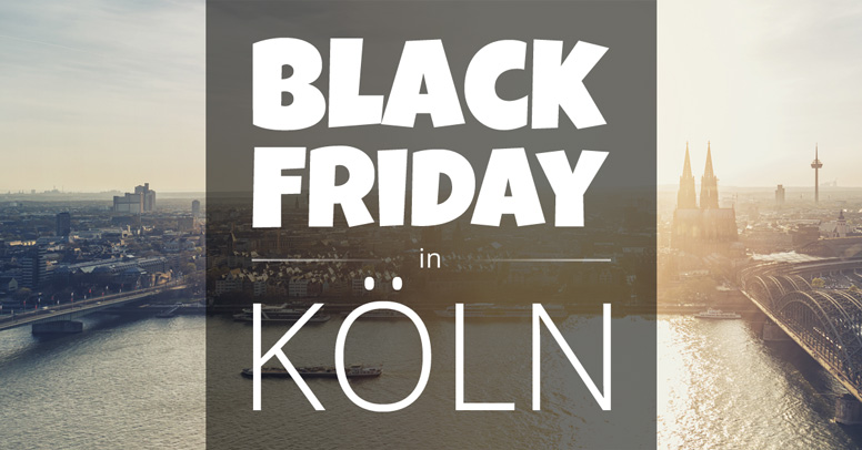 Black Friday Köln